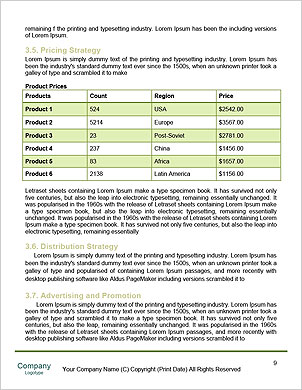 0000085240 Word Template - Page 9
