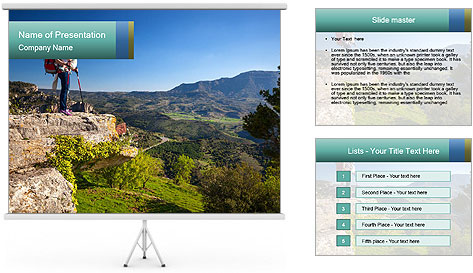 0000085243 PowerPoint Template