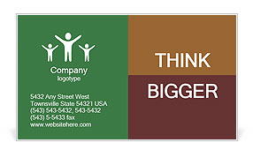 0000085244 Business Card Template