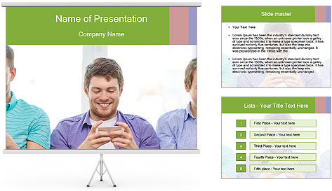 0000085267 PowerPoint Template
