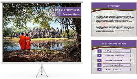 0000085269 PowerPoint Template