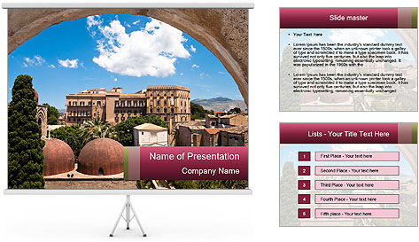 0000085274 PowerPoint Template