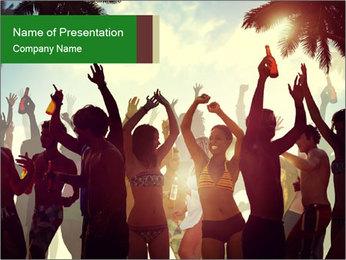 0000085284 PowerPoint Template - Slide 1