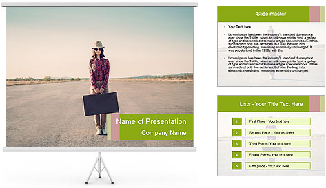 0000085302 PowerPoint Template