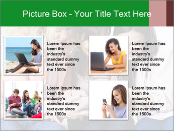 0000085330 PowerPoint Templates - Slide 14