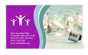 0000085345 Business Card Template