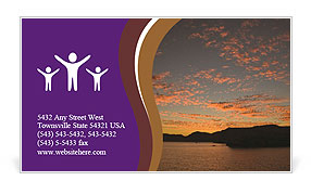 0000085362 Business Card Template