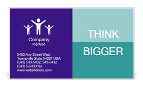 0000085368 Business Card Template