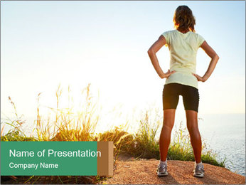 0000085376 PowerPoint Template - Slide 1