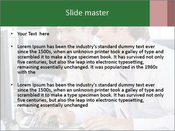 0000085400 PowerPoint Template - Slide 2
