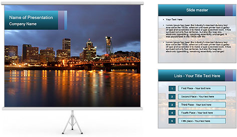 0000085404 PowerPoint Template