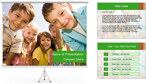 0000085407 PowerPoint Template
