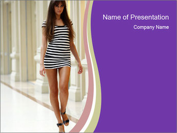 0000085408 PowerPoint Template - Slide 1
