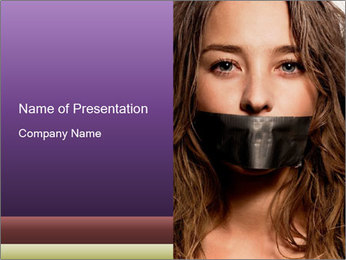 0000085409 PowerPoint Template - Slide 1