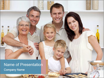 0000085430 PowerPoint Template - Slide 1