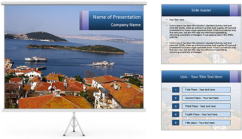0000085435 PowerPoint Template
