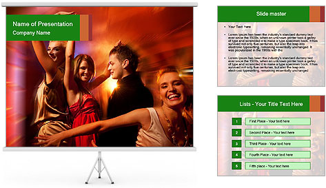 0000085439 PowerPoint Template