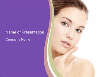 0000085450 PowerPoint Template - Slide 1