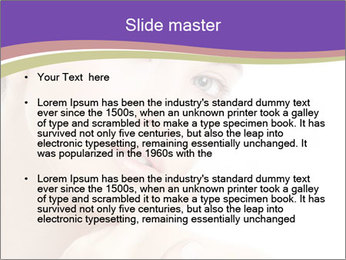 0000085450 PowerPoint Template - Slide 2