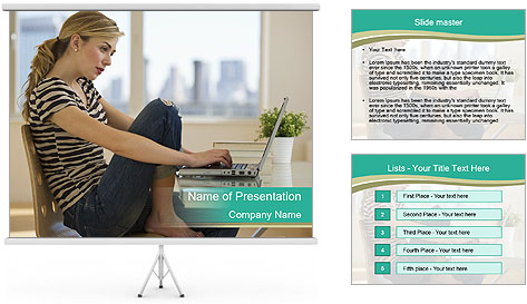 0000085456 PowerPoint Template