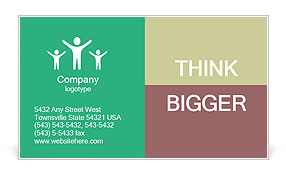 0000085467 Business Card Template