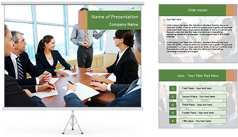 0000085476 PowerPoint Template