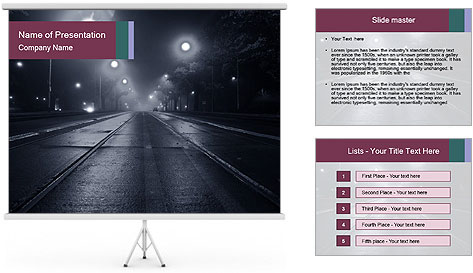 0000085480 PowerPoint Template