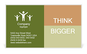 0000085488 Business Card Template