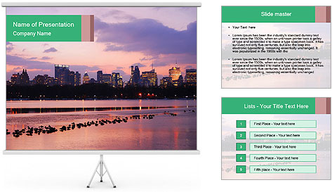 0000085489 PowerPoint Template