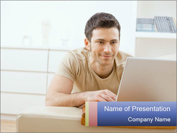 0000085495 PowerPoint Template - Slide 1