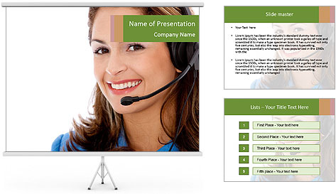0000085508 PowerPoint Template