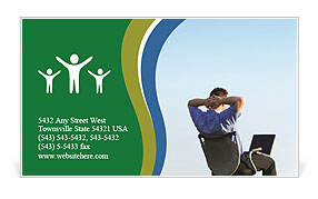 0000085522 Business Card Template