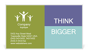 0000085523 Business Card Template