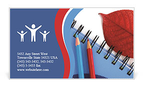 0000085530 Business Card Template