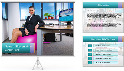 0000085534 PowerPoint Template