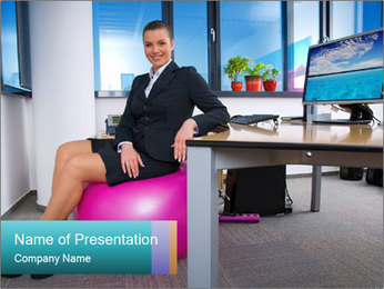0000085534 PowerPoint Template - Slide 1