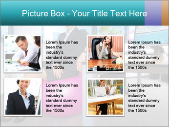 0000085534 PowerPoint Template - Slide 14
