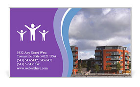 0000085538 Business Card Template