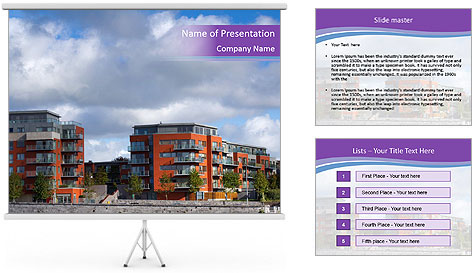 0000085538 PowerPoint Template