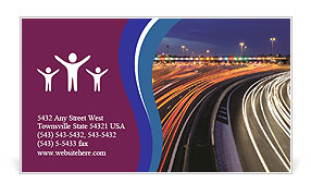 0000085539 Business Card Template