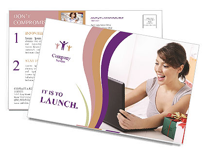 0000085542 Postcard Template