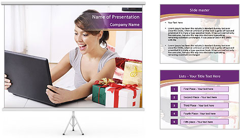 0000085542 PowerPoint Template