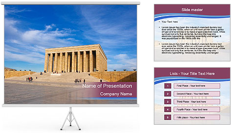0000085546 PowerPoint Template