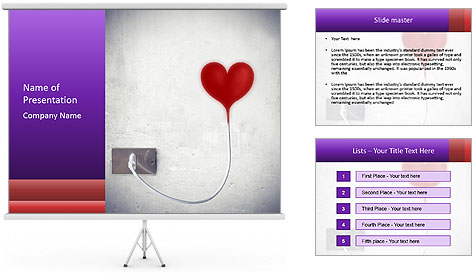 0000085550 PowerPoint Template
