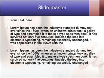 0000085555 PowerPoint Template - Slide 2