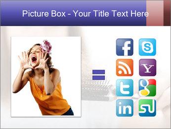 0000085555 PowerPoint Template - Slide 21