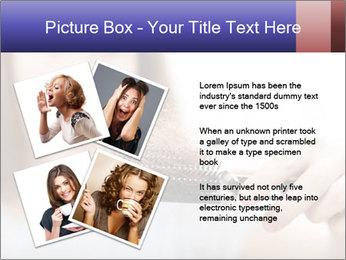 0000085555 PowerPoint Template - Slide 23