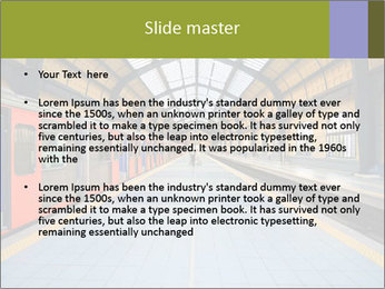 0000085558 PowerPoint Template - Slide 2