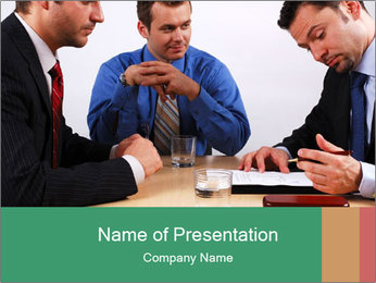 0000085575 PowerPoint Template - Slide 1