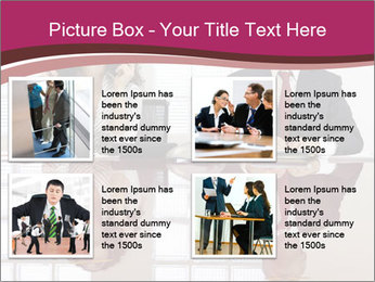 0000085583 PowerPoint Template - Slide 14
